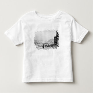 Salzburg, engraved by Bayot & Cuvilier, 1840 T-shirt