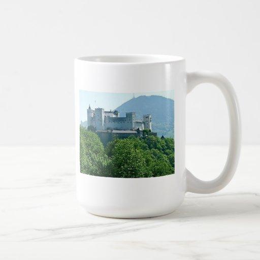 Salzburg Fortress Mug