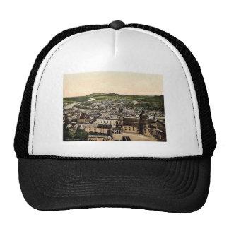 Salzburg, from Maria Plain, Austro-Hungary rare Ph Trucker Hat