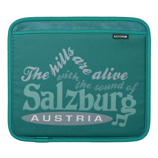 Salzburg iPad sleeve