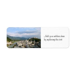 Salzburg Label