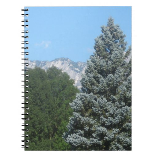 salzburg, landscape note book