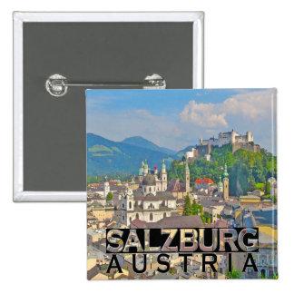 Salzburg Pin Cuadrado