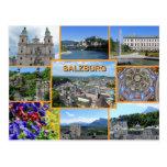 Salzburg Postales