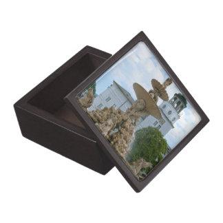 Salzburg Residence Fountain Jewelry Box