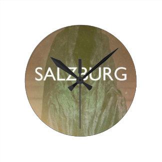 Salzburg Round Clock