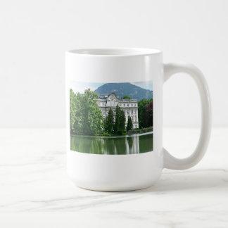 Salzburg Sound of Music House Mug
