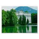 Salzburg Sound of Music house Posters