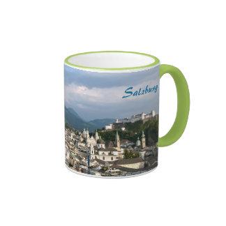 Salzburg Taza De Dos Colores