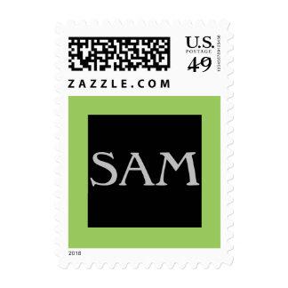 Sam 2 postage