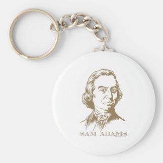 Sam Adams Keychain