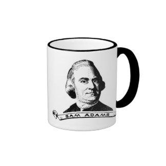 Sam Adams Coffee Mugs