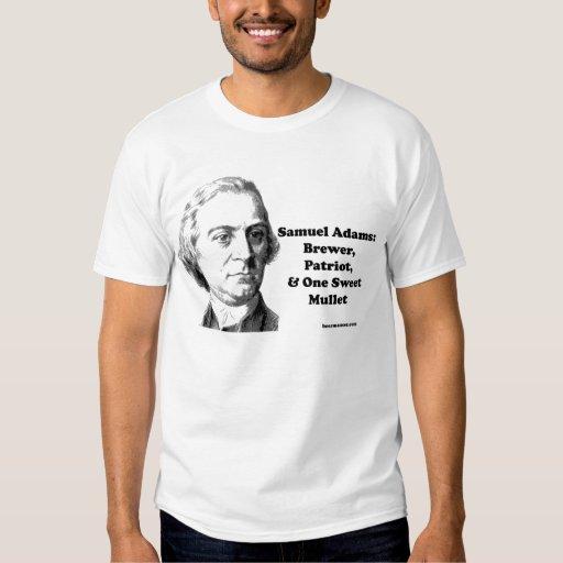 Sam Adams Mullet Tshirt