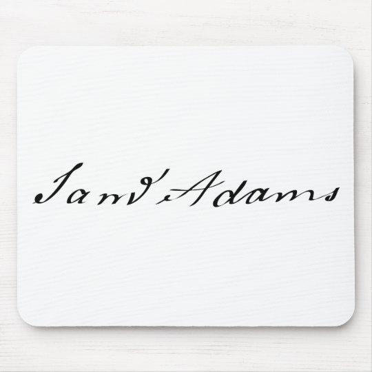 Sam Adams Signature Mouse Pad