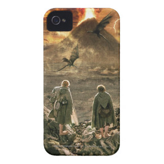 Sam and FRODO™ Approaching Mount Doom Case-Mate iPhone 4 Case