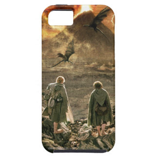 Sam and FRODO™ Approaching Mount Doom iPhone SE/5/5s Case
