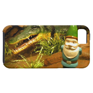 Sam and the Gator iPhone 5 Case