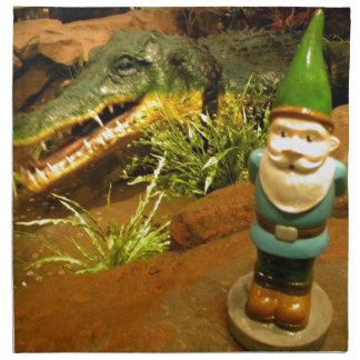Sam and the Gator Napkin
