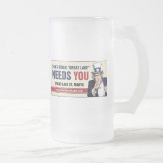 Sam Beer Mug