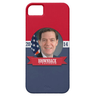 SAM BROWNBACK CAMPAIGN iPhone 5 COVER