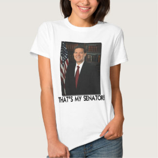 Sam Brownback, That's My Senator! T Shirt