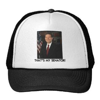 Sam Brownback, That's My Senator! Trucker Hat