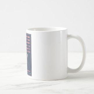 Sam de mirada furtiva tazas de café