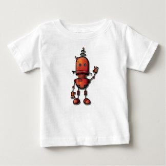 SAM del robot Playera De Bebé