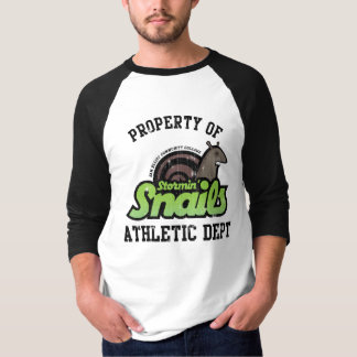 Sam Elliott Community College Stormin' Snails?? T-Shirt