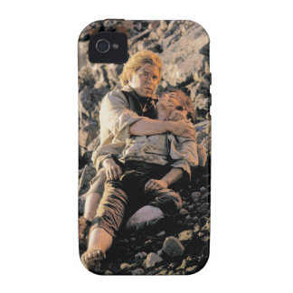 Sam Holding Frodo iPhone 4/4S Case