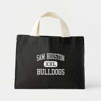 Sam Houston - Bulldogs - Middle - Marshall Texas Mini Tote Bag