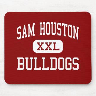 Sam Houston - Bulldogs - Middle - Marshall Texas Mouse Pad
