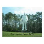 Sam Houston, Huntsville TX Postales