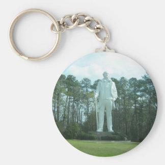 Sam Houston key chain