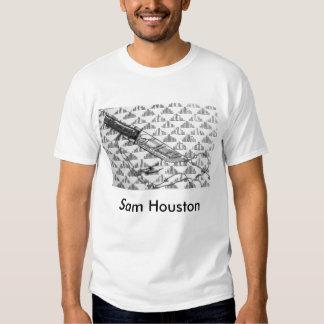 Sam Houston T Shirts Shirt Designs Zazzle