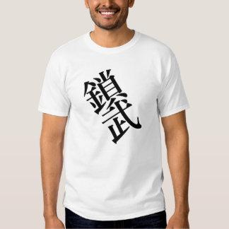 SAM in Japanese Kanji Shirt