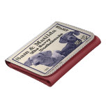 Sam & Matilda Small Faux Leather Wallet
