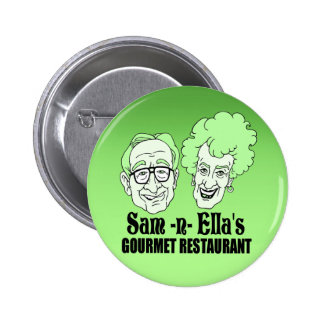 Sam -n- Ella's Restaurant Pins