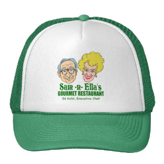 Sam -n- Ella's Restaurant Trucker Hat