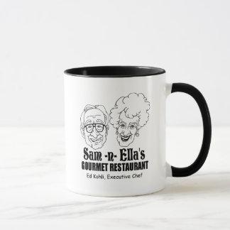 Sam -n- Ella's Restaurant Mug