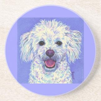 """""""Sam"""" Poodle Mix - Coaster"""