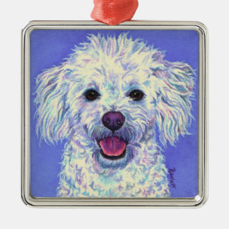 """Sam"" Poodle Mix Ornament"