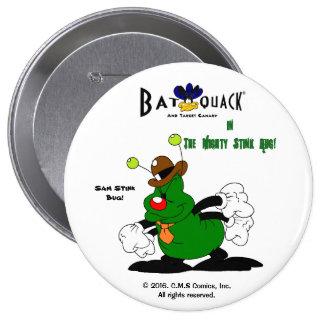 Sam Stink Bug Button