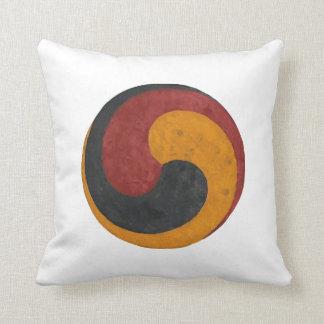 Sam-Taegeuk Throw Pillows