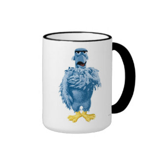 Sam the Eagle Mouth Open Coffee Mug
