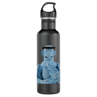 Sam the Eagle Stainless Steel Water Bottle