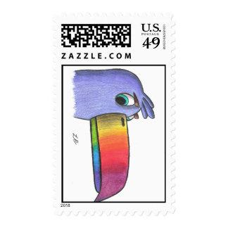 Sam toucan sello