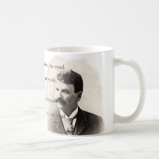 Sam Walter Foss Quote Coffee Mug
