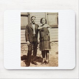 Sam y Thelma Alfombrillas De Raton