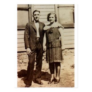 Sam y Thelma Postales